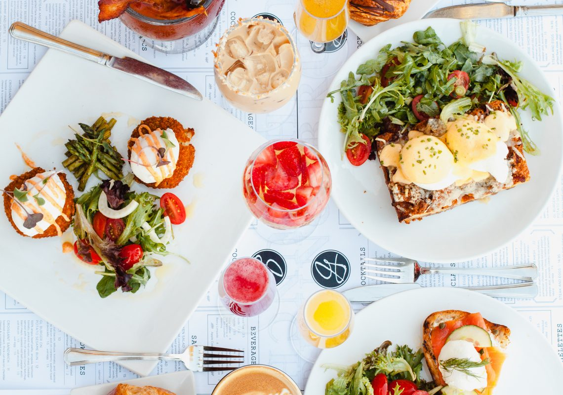Weekend Brunch | George Bistro + Bar