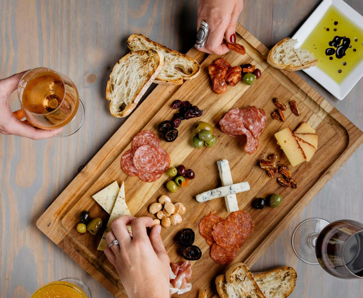George_Gallery_Cheese_Board